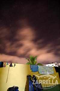 """Drying the Dive Gear"" (Santa Cruz, Galapagos)"